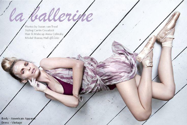 1WOW Berlin Mag Fashion Editorial Trends Spring Summer High Fashion by Cariin Cowalscii Mood Ballet Baillarine