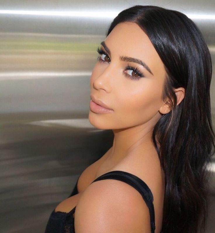 Best 172 Kim images on Pinterest | Kardashian style, Beauty makeup ...