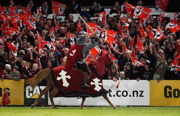 Super Rugby - Canterbury Crusaders