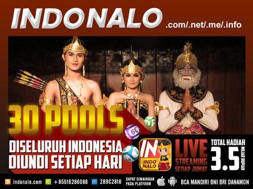 Judi Togel Online Nalo : http://www.indonalo.net Agen Togel Online Indonesia Menghadirkan  Togel atau Pools 30 Kota Di Indonesia Pertama dan Satu-  Satunya di Indonesia DIUNDI SETIAP HARI http://goo.gl/qLSlS0  Main Live Streaming Setiap Hari Jumat,  Total Hadiah 3.5 Miliar Rupiah ( 1st @ Rp.1M , 2nd @  Rp.500Jt , 3rd @ Rp.250Jt ) http://goo.gl/qLSlS0  Semua Jadwal dan Hasil keluaran akan mengikuti Waktu  Indonesia Barat (WIB)  Diskon yang diberikan http://www.indonalo.net sangat berbeda…