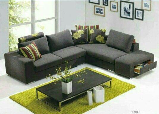 17 mejores ideas sobre sofás de color verde oscuro en pinterest ...