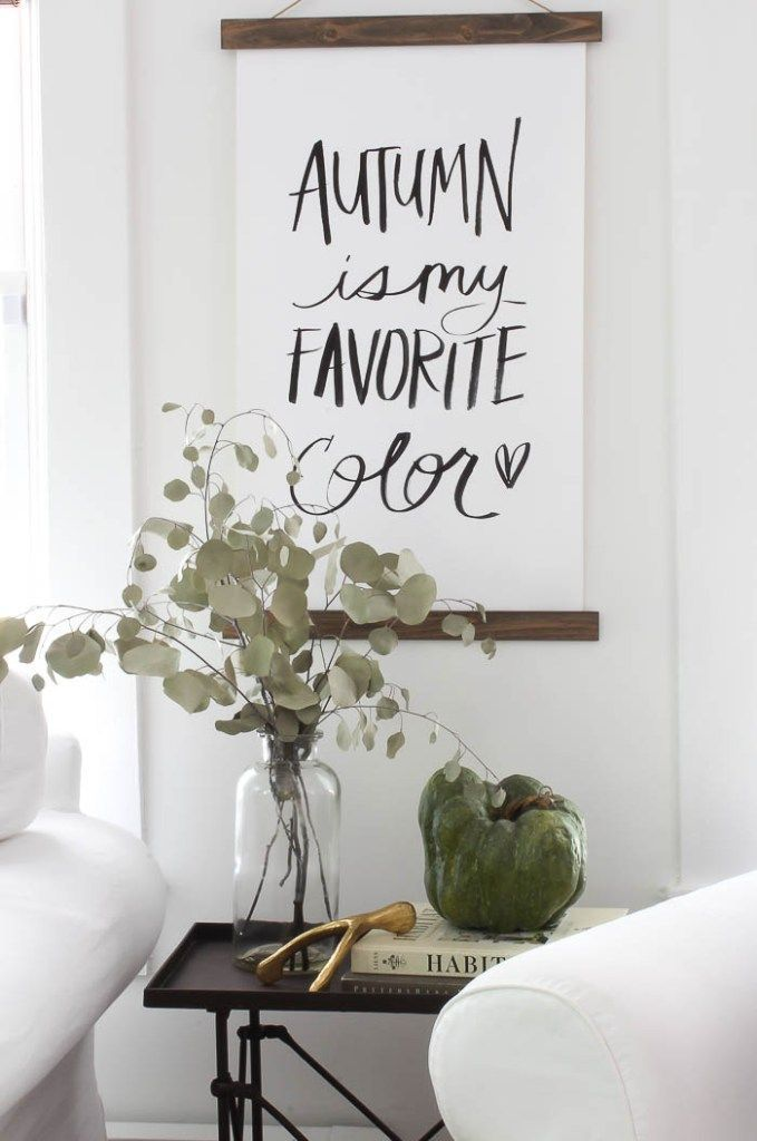 Fall Decor Sneak Peak with Vol. 25 - Rooms For Rent blog