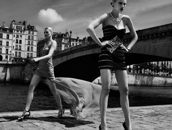 Victor Demarchelier, Vogue España, Octubre 2010.