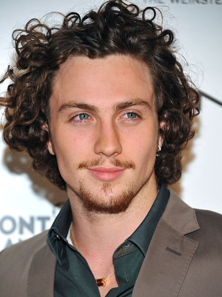 Aaron Johnson... Is this kick ass or am I crazy? Damn you hot ass.