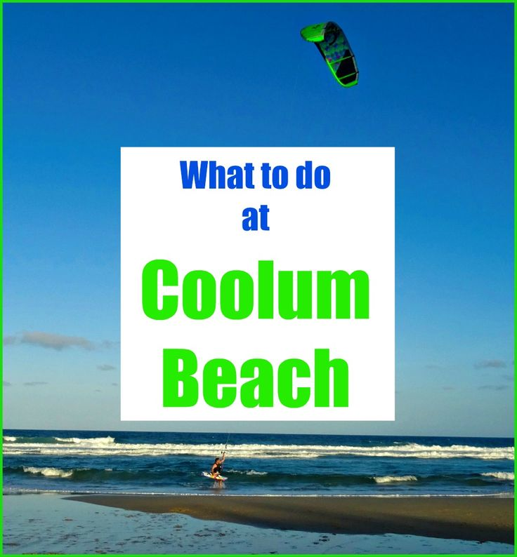 What to do in Coolum
