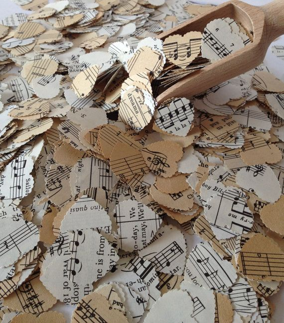 Hey, I found this really awesome Etsy listing at http://www.etsy.com/listing/152163415/800-vintage-music-sheet-heart-wedding