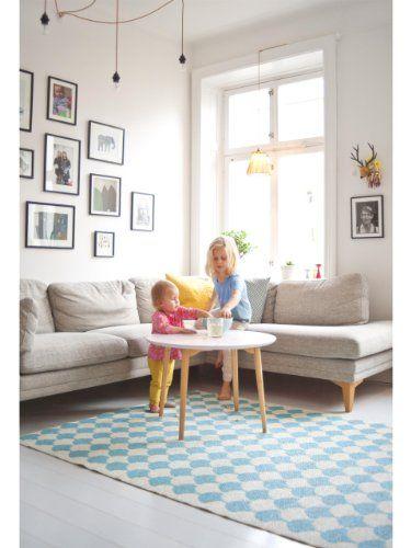 die besten 17 ideen zu blaue teppiche auf pinterest. Black Bedroom Furniture Sets. Home Design Ideas