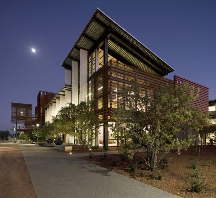 ASU Polytechnic Campus / Lake|Flato Architects + RSP Architects | ArchDaily