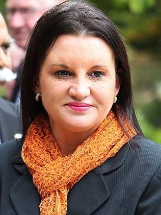 Senator Jacqui Lambie.