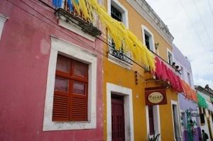 ブラジル三大カーニバル開催地の1つ、とーってもカラフルな町オリンダ。~ブラジル~ olinda5