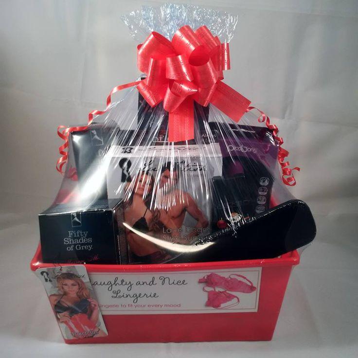 Lingerie Gift Baskets 8