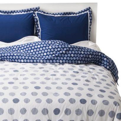 Room Essentials® Linework Dot Comforter Set