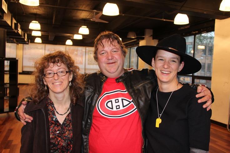 #TruMontreal: Cybèle, Bill, Sandrine