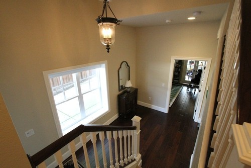 Best Hallmark Hardwoods Flooring Home Builders Entry Stairs 400 x 300