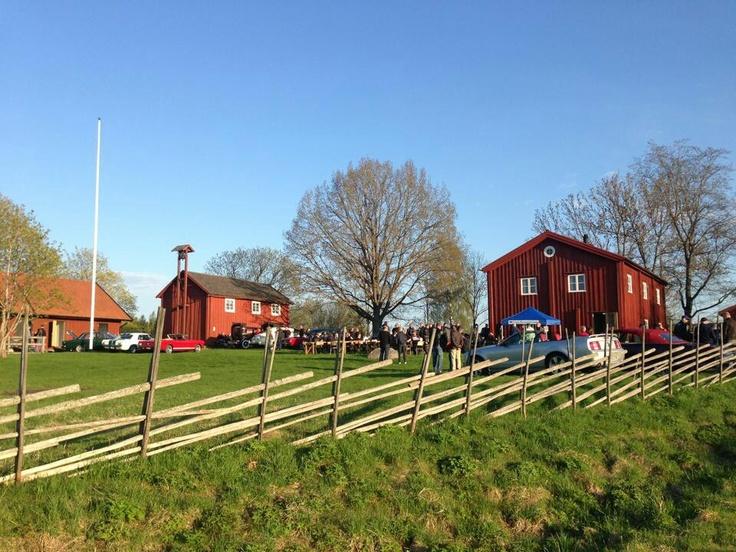Hembygdsgården i karlskoga.