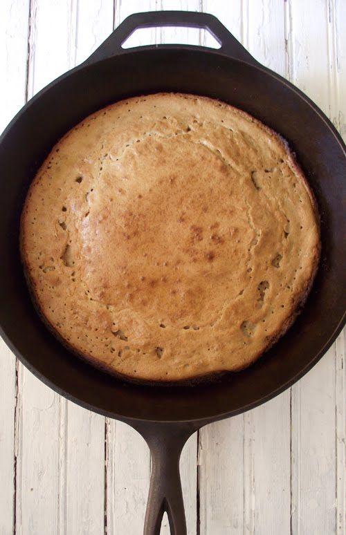 El Coconut Spunky: Baby alemán u holandés Pancake (libre de gluten, caseína-libre, sin grano)