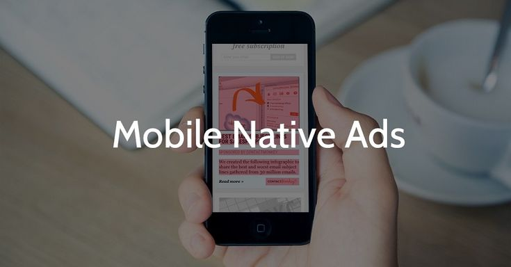 #Native #Ad is inherited with the power of being non–intrusive like pop-ups. #Marketers have leveraged the success of Native ads on desktops and now they are also gaining huge success on mobile. They remarkably match the look and feel of the webpage which makes them non-intrusive ensuring that it does not deteriorate the brand image in public at all.