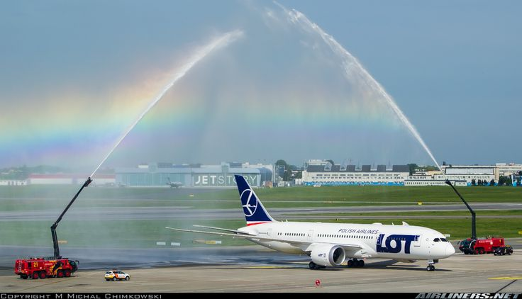 Boeing 787-8 Dreamliner - LOT - Polish Airlines / Polskie Linie Lotnicze | Aviation Photo #4458361 | Airliners.net