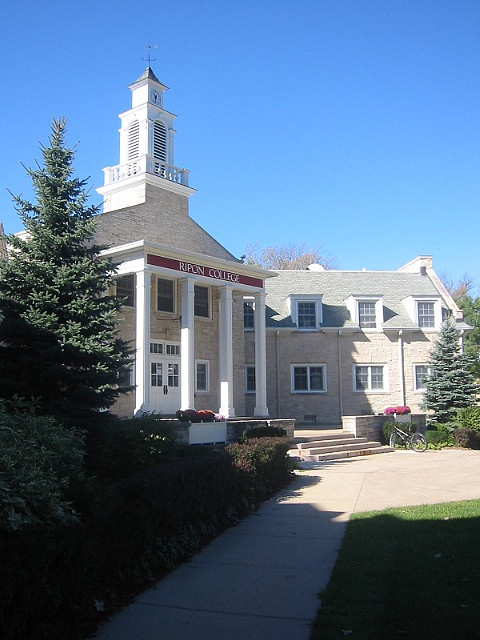 Ripon College Student Center in Wisconsin