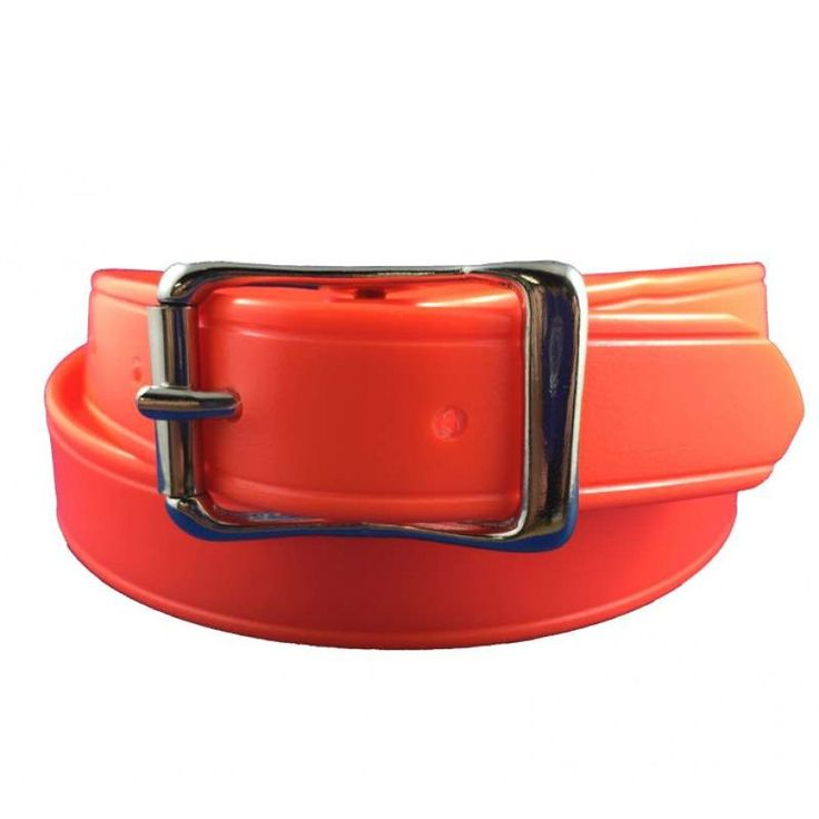 TTS Bull Strap 1 1/4 Inch Heavy PVC Fluro Orange Our number one item for stock camp use, worn by Ringers all over Australia! $22.50
