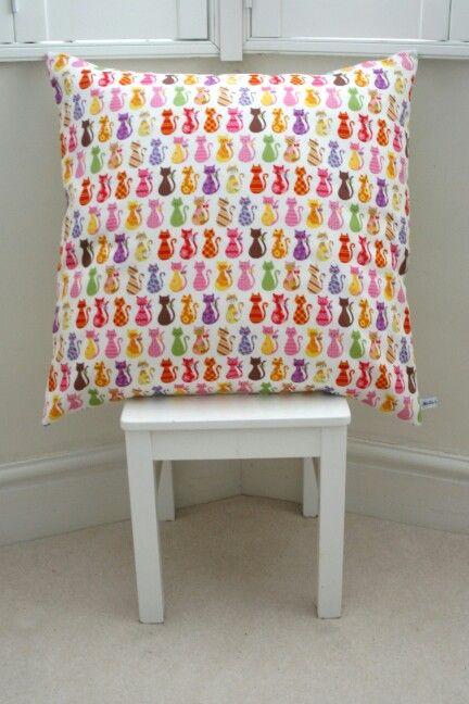 Cat Cushion - £20.00