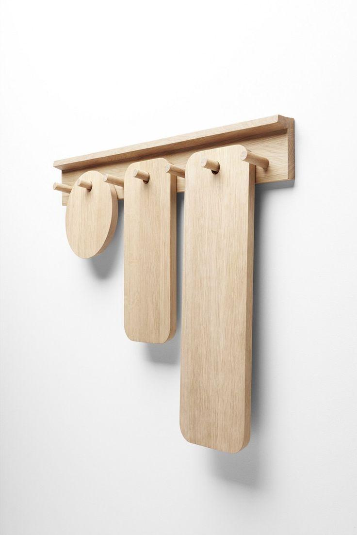 design wooden furniture. Oak Chopping Board RING | By H Furniture · Wooden FurnitureFurniture DesignWood Design