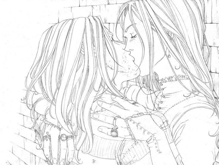 conjugal visit at Azkaban I by nami64.deviantart.com on @deviantART