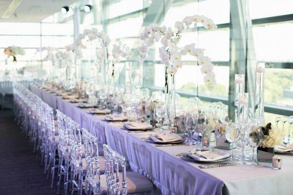 All white wedding tablescape    #tablescape #weddingreception #wedding #weddingday #aislesociety