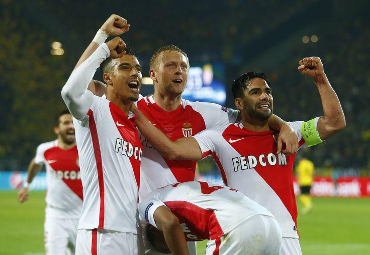 @Monaco #UCL #Champions #PartoutToujours #DagheMunegu #BVBASM #DortmundMonaco #ASMonaco #Monaco #Tigre #Falcao #KylianMbappe #Mbappe #9ine