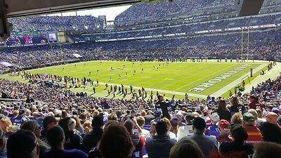 #tickets Sec 147 Baltimore Ravens 2017 Lower Level Season Tickets please retweet