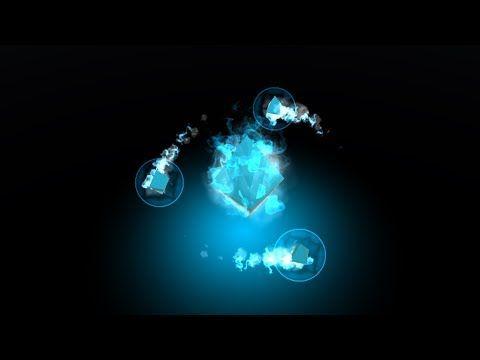 Игровой эффект - Магический кристалл - Unity 3d - YouTube