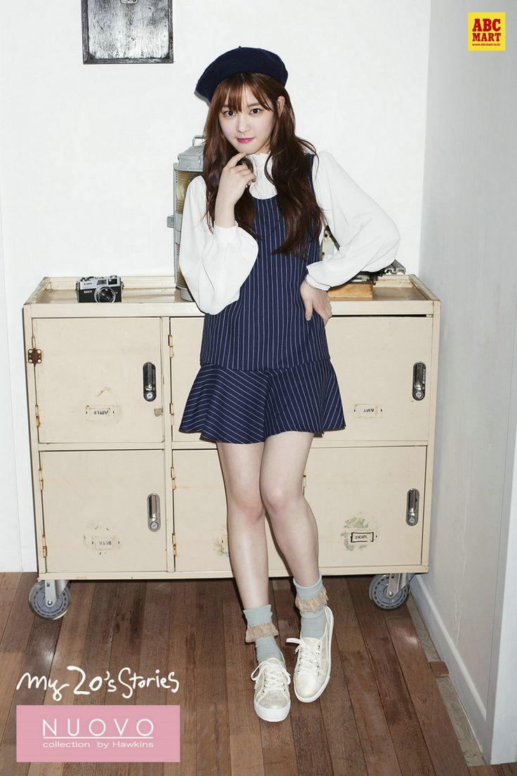 Lee Yoo Bi - NUOVO 2015