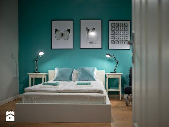 turkusowa sypialnia - Szukaj w Google