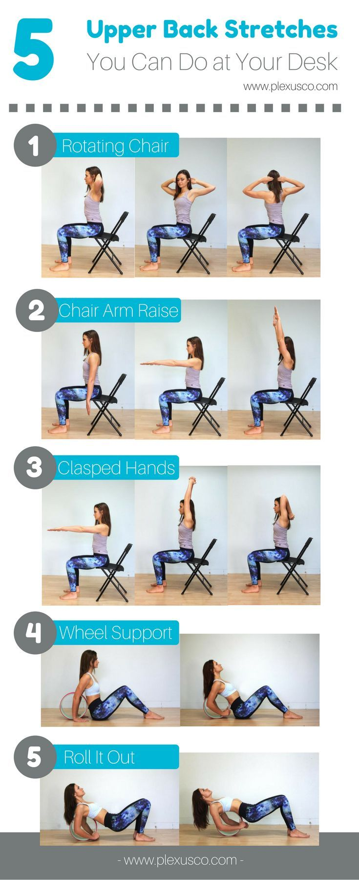 Stretching Exercises For Back Pain – Upper And Lower
