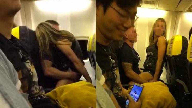 Ryanair : Un couple surpris en train de faire l'amour en plein vol... mais l'histoire ne s'arrête pas là !