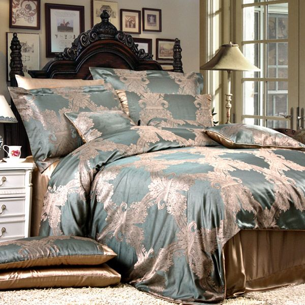 shop luxury silk bedding sets and silk bed linen sets online