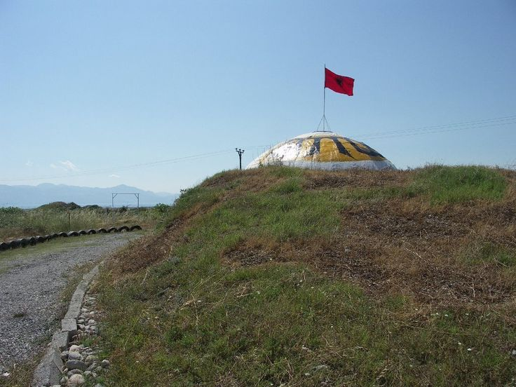 Bunker functions now as a tatto studio. Albania