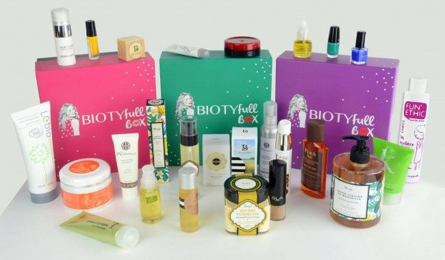 [TOPITRUC] Biotyfull Box la box beauté bio ET made in France