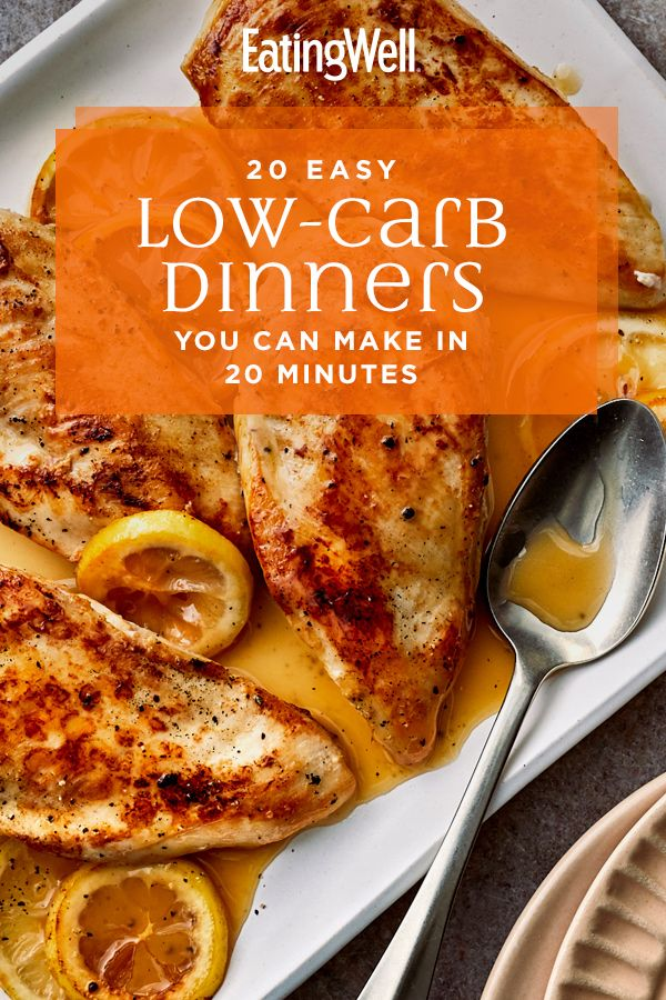 20 Easy Low Carb Dinners You Can Make In 20 Minutes In 2020 Chicken Recipes Favorite Recipes Dinner Low Carb Dinner