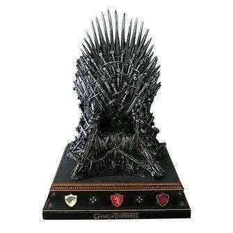Game of Thrones Ijzeren Troon-boekensteunen: HBO Shop Europe