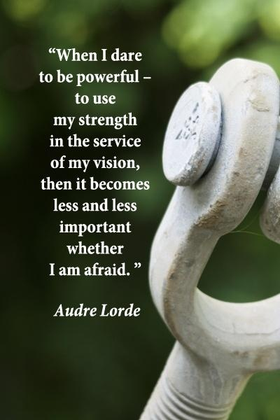 audre lordes poetry and writings Audre lorde, who wrote at a feverish pace throughout her literary career, remains an influential and serious talent to lorde, her writing was more than a choice or a vocation it was a responsibility that was necessary for her survival and the survival of others.