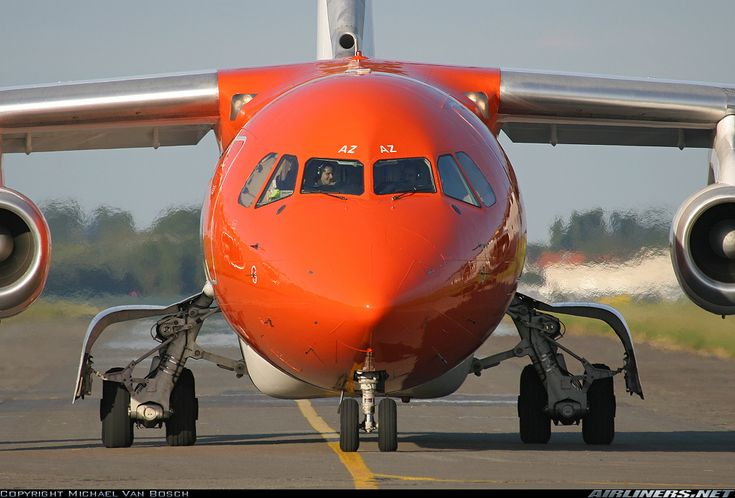 British Aerospace BAe-146-200QC - TNT | Aviation Photo #1073997 | Airliners.net