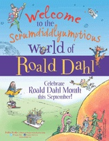 Celebrate Roald Dahl Month (September) with this Teacher's Guide to the World of Roald Dahl. (Grades 2-5) http://www.teachervision.fen.com/literature-guide/printable/63747.html #RoaldDahl #kidlit