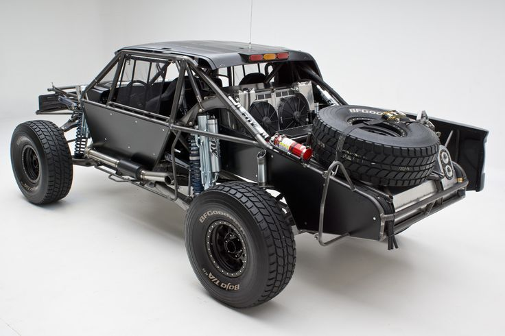 Jimco Trophy Truck! True art work in the fabrication of the Jimco TT!