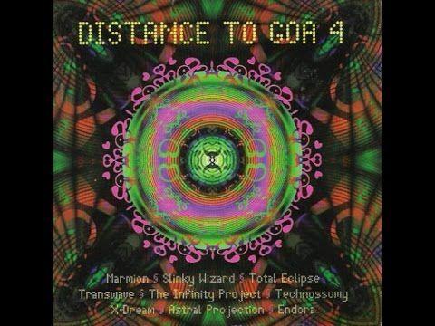 VA - Distance To Goa 4 (CD1) (Distance) (1996)