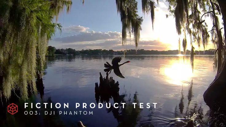 FCTN Product Test 003: DJI Phantom on Vimeo