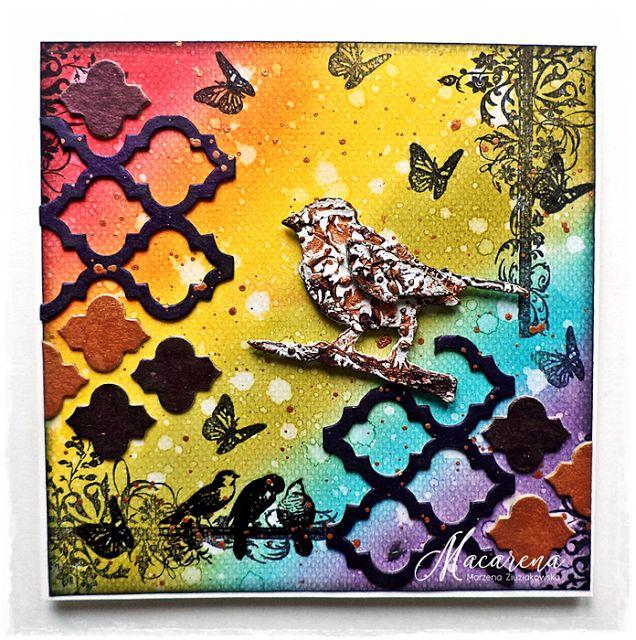 macarena-creativa: Rainbow