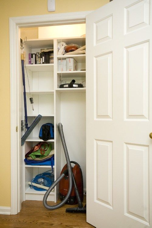 Cleaning Supplies' Storage Solutions                                                                                                                                                      More