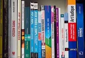 Tous les livres à propos des jeux vidéo - Vous trouverez ci-dessous une sélection de livres traitant des jeux vidéo : romans, guides pratiques, solutions, bandes-dessinées, programmation, infographie, etc. Pour chaque livre une description détaillée vous permettra de vous faire une opinion sur la pertinance et l'adaptation du contenu à vos besoins et attentes.