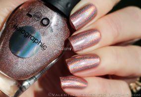 Лак для ногтей Naillook Holographic, тон 31015